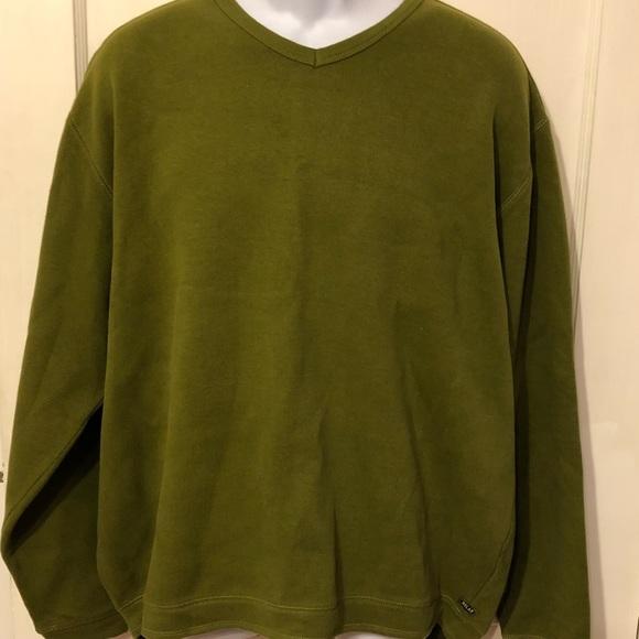 Tommy Bahama olive green sweatshirt sweater M. M 5a4a99df3b1608f135054277 819ef53d4
